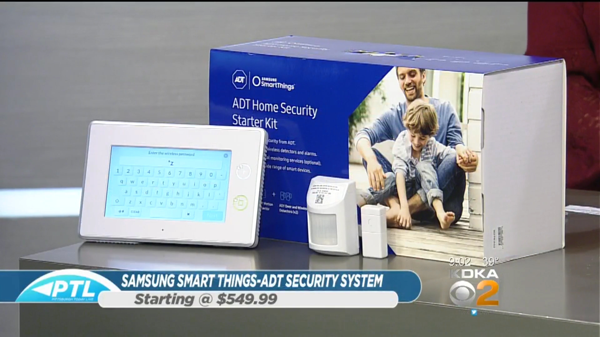Samsung Smart Things - ADT Security System - Starts at $549Shop Now