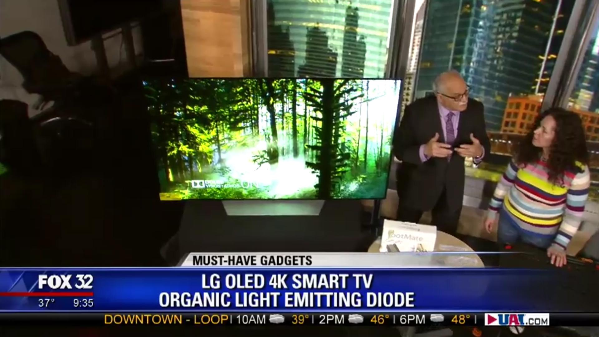 LG OLED 4K Smart TVs - $1499Shop Now