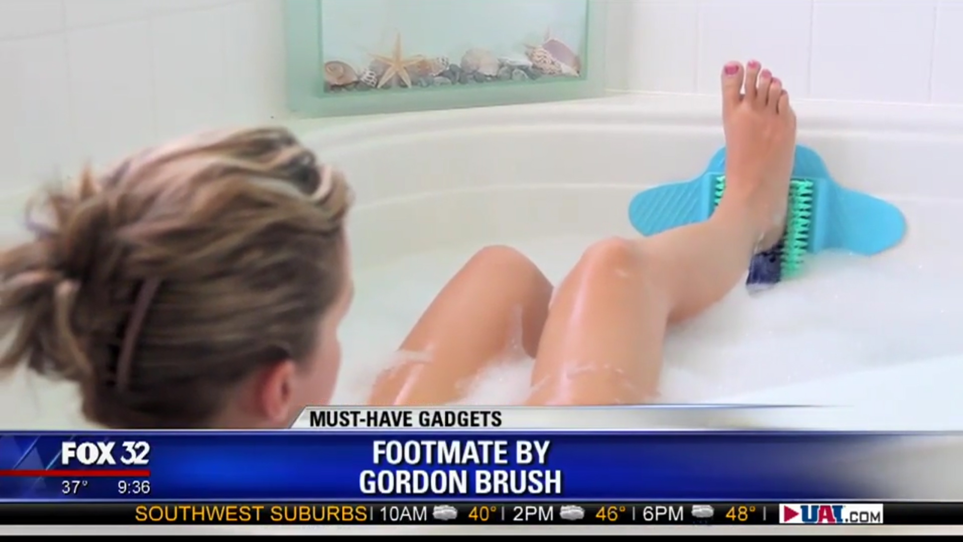 Footmate by Gordon Brush - Starting at $39.95Shop Now