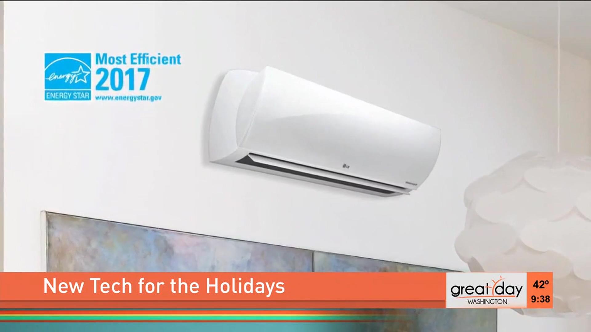 LGRED Heat Technology - Shop Now