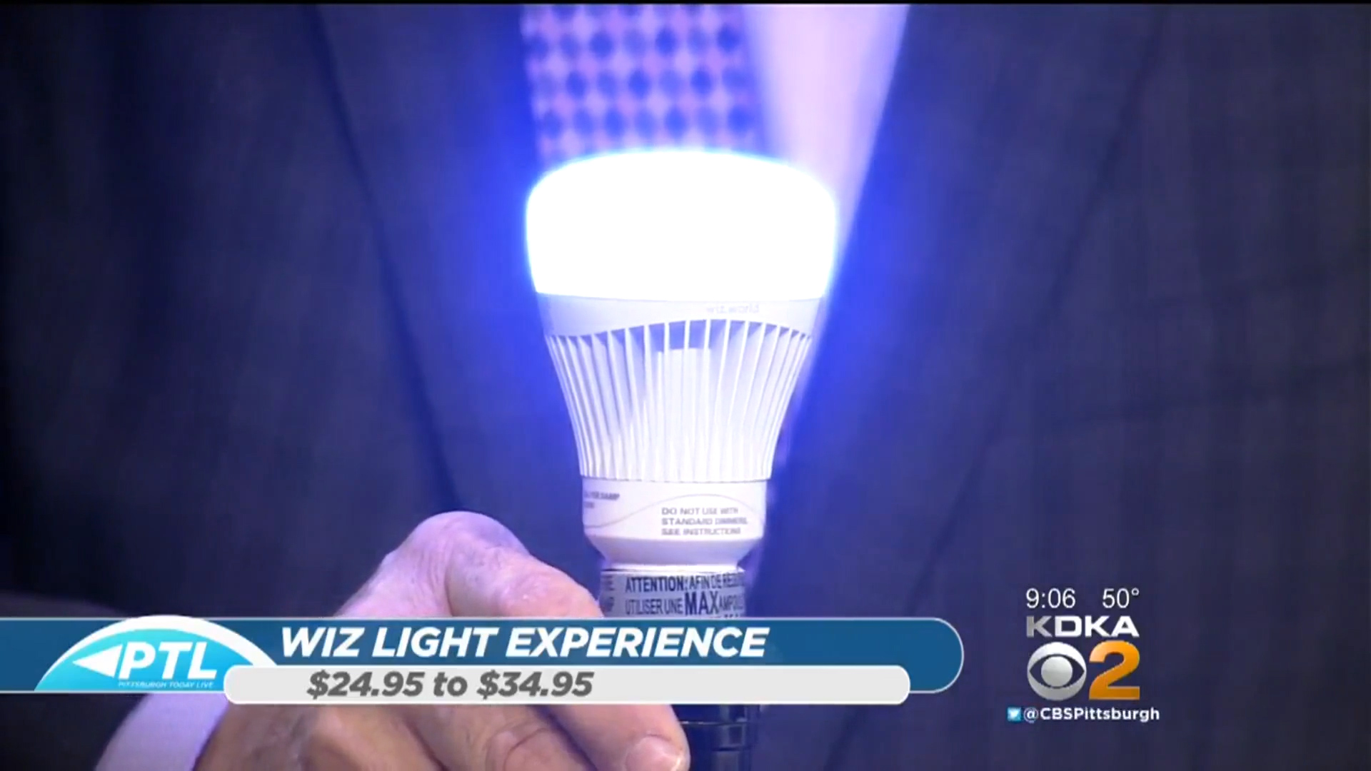 WIZ (THE ULTIMATE LIGHT EXPERIENCE) - Starting at $24.95Shop Now