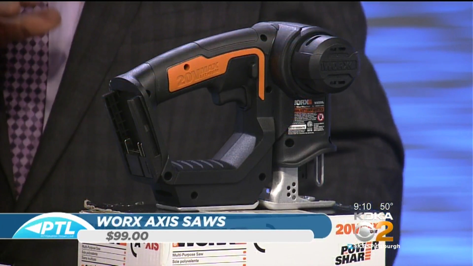 WORX AXIS JIGSAW & RECIPROCATING SAW  - Starting at $99.00Shop Now