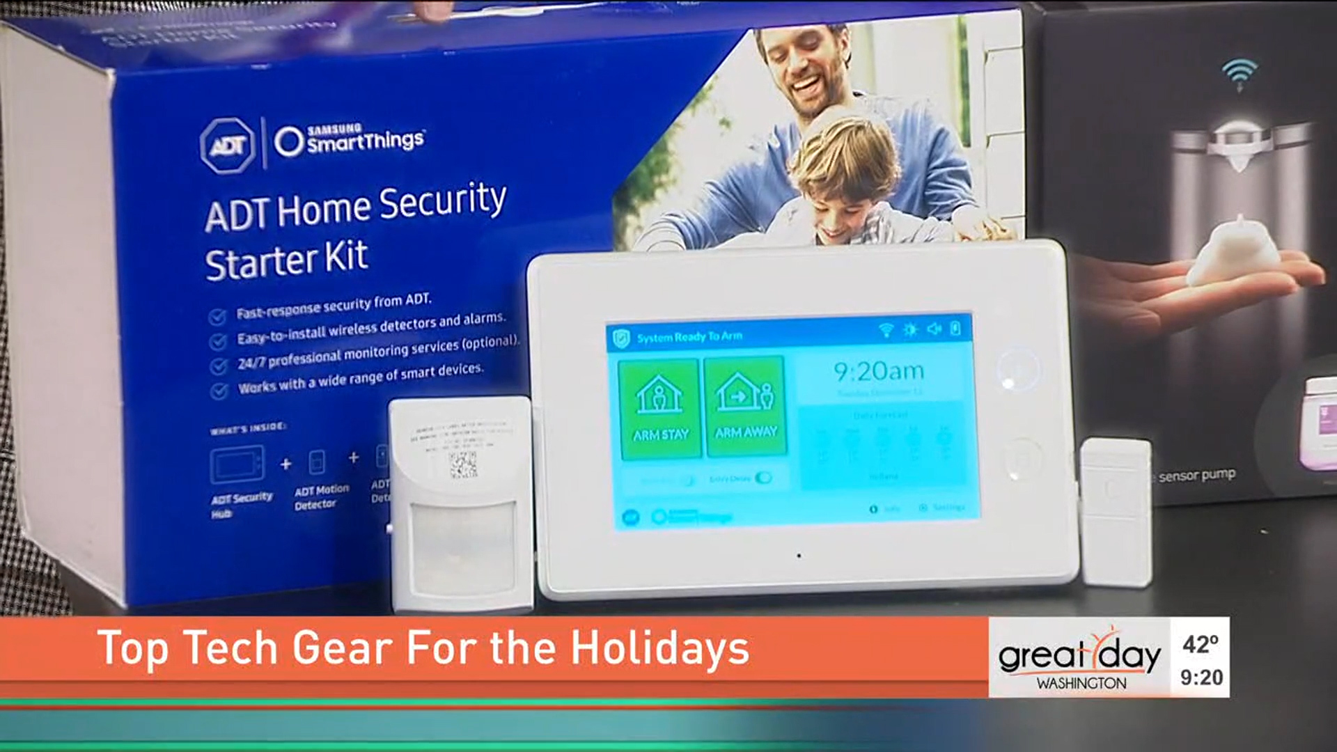 SAMSUNG SMART THINGS - ADT SECURITY SYSTEM - Starts at $549.99Shop Now