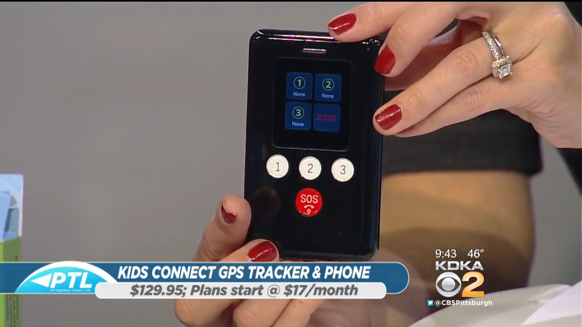 KIDS CONNECT GPS TRACKER & CELL PHONE - $129.99 - Plans start at $17/monthShop Now