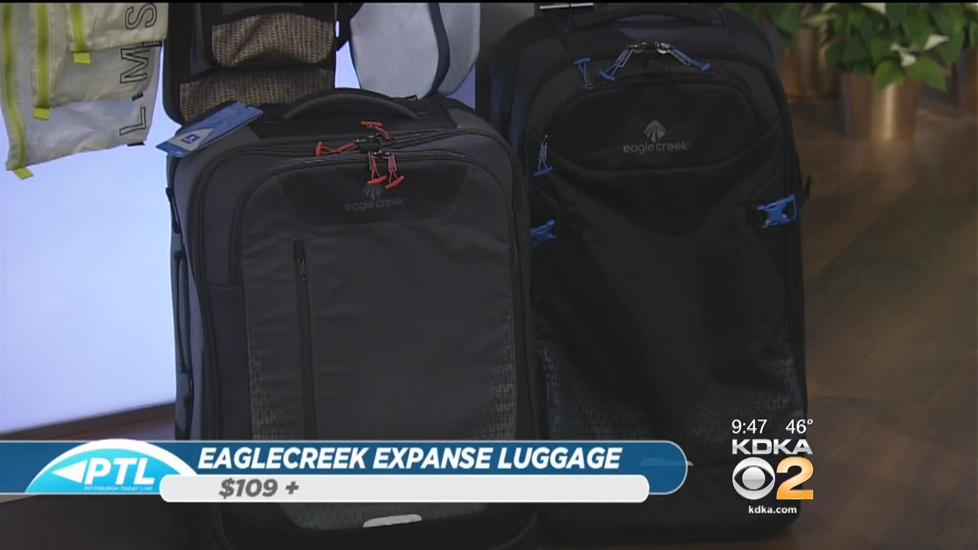 EAGLE CREEK EXPANSE LUGGAGE - Starts at $109Shop Now