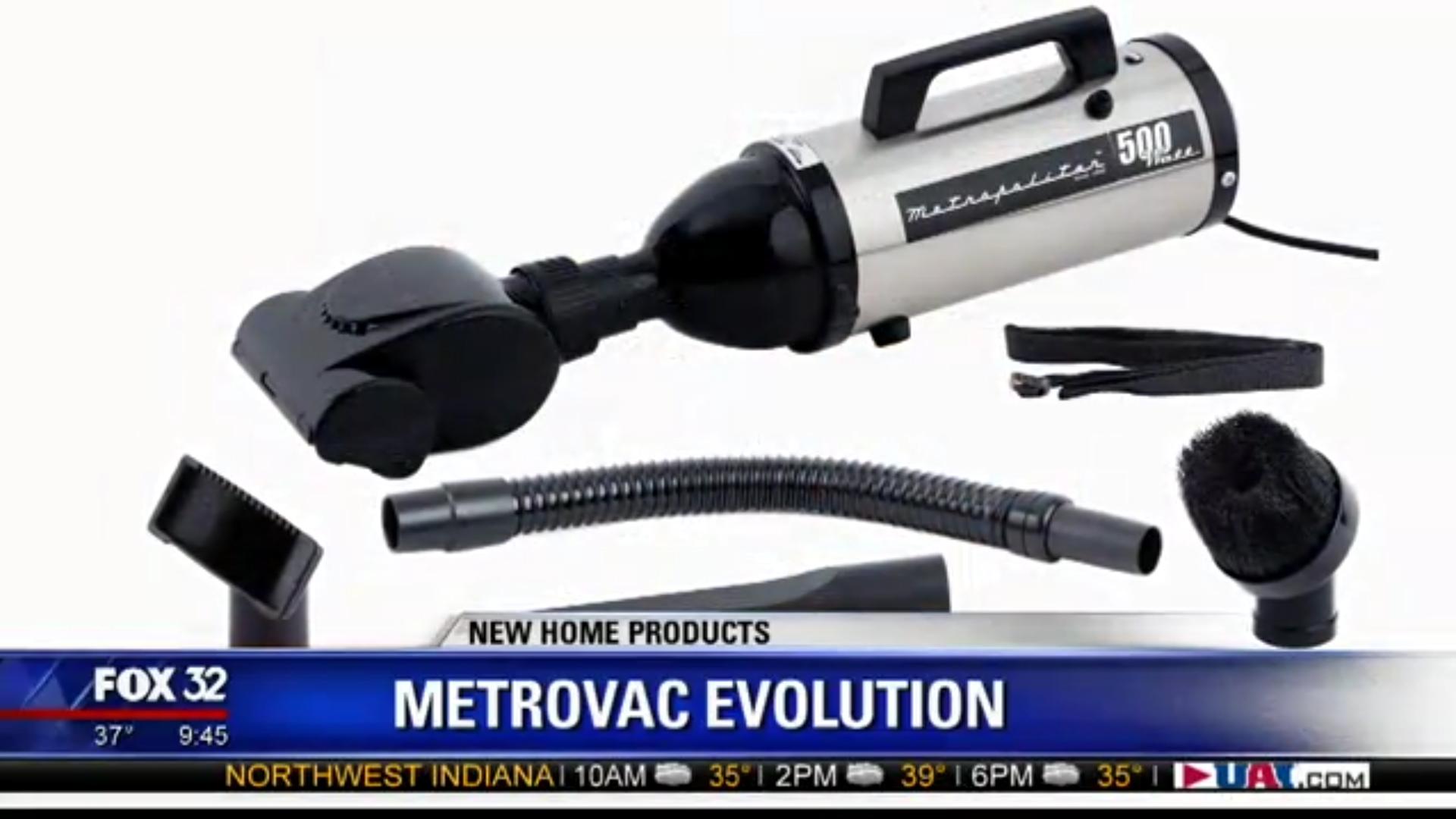 METROVAC EVOLUTION 500 WATT VAC - $131.99Shop Now