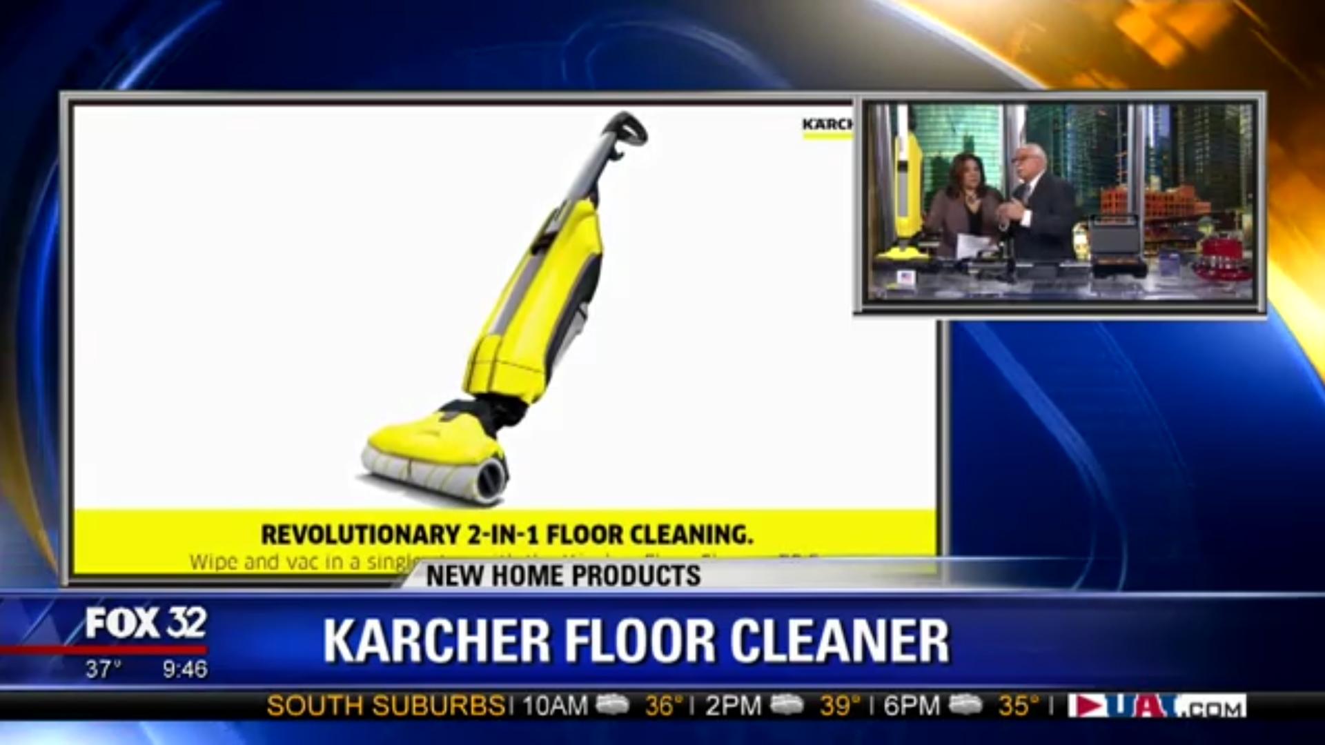 KARCHER FC5 FLOOR CLEANER  - $299.00Shop Now