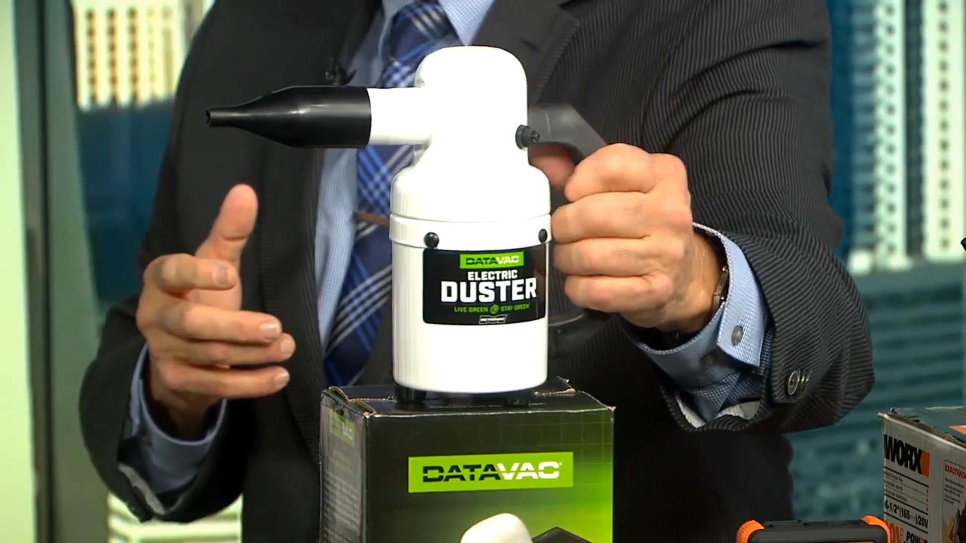 METROPOLITAN DATAVAC ELECTRIC DUSTER - $100.00Shop Now