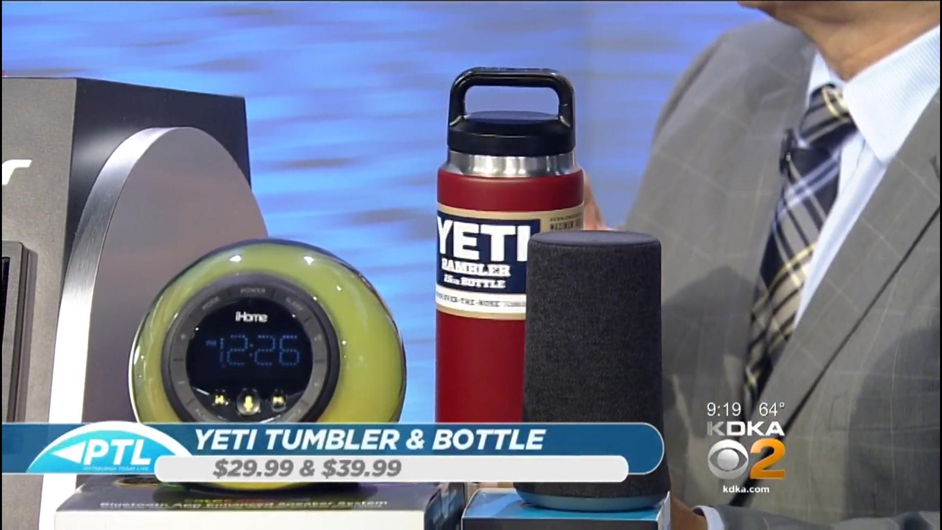 YETI RAMBLERS 20Oz. TUMBLER & 24 oz. BOTTLE - $29.99 & $39.99Shop Now