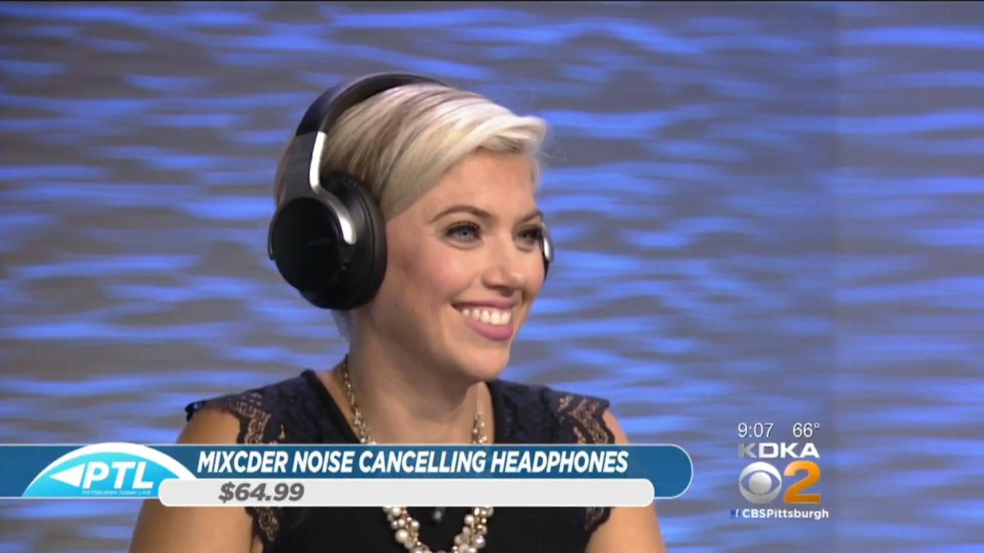 MIXCDER E7 BLUETOOTH NOISE CANCELLING HEADPHONES - $64.99Shop Now