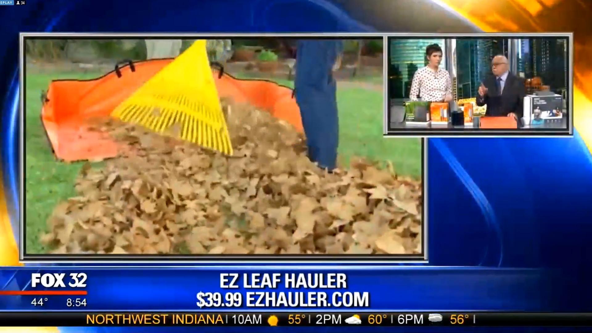 EZ LEAF HAULER - $39.99Shop Now