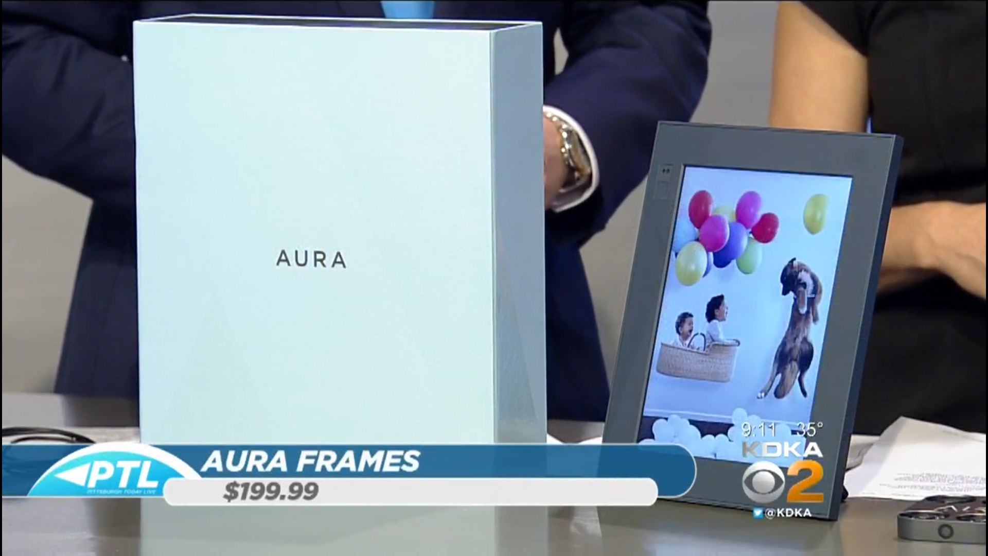 AURA FRAMES - $199.99Shop Now