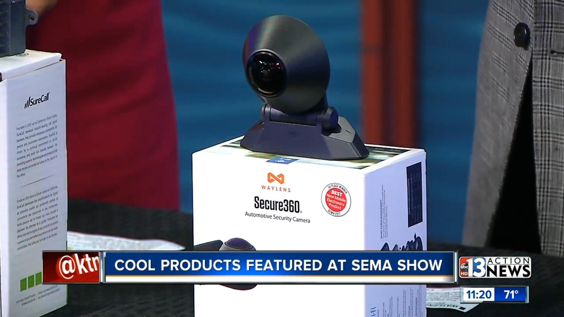 WAYLENS SECURE 360 AUTOMOTIVE SECURITY CAMERA - $399.99Shop Now