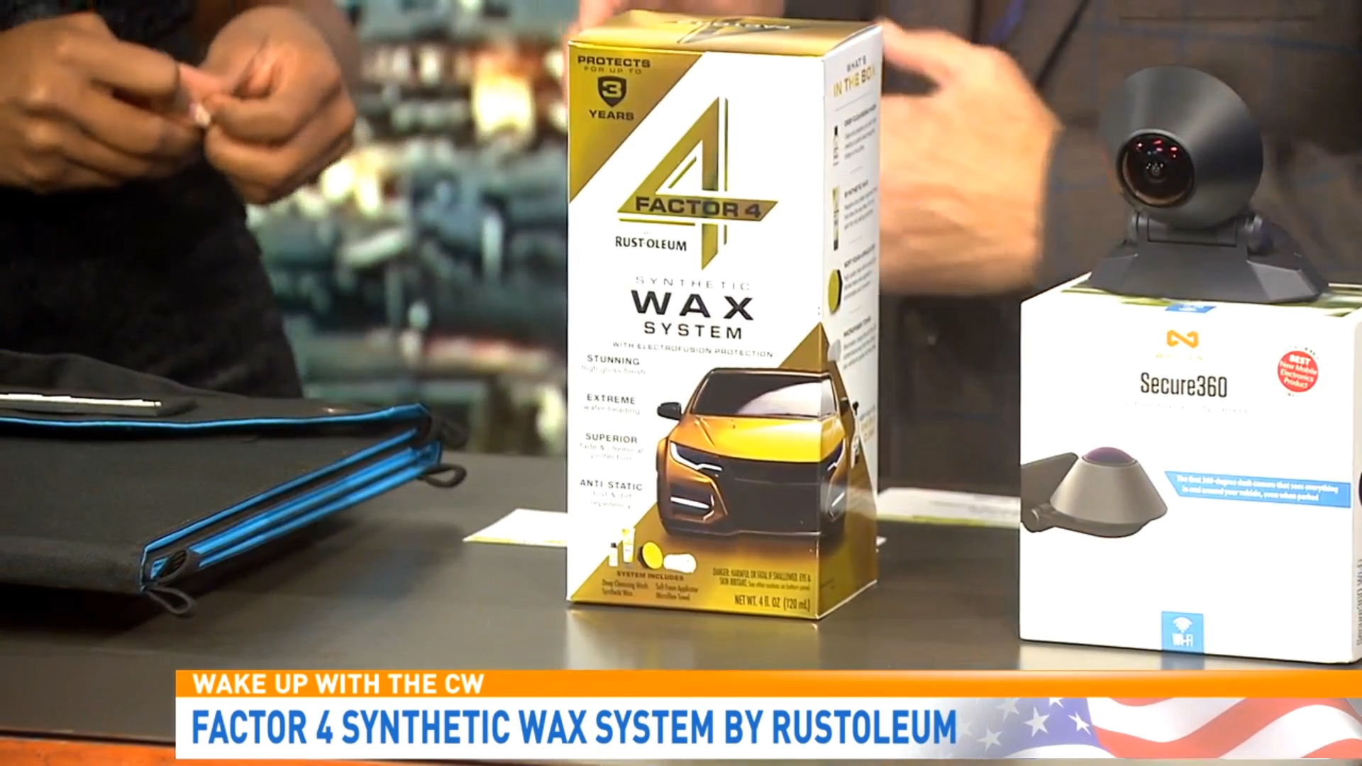 FACTOR 4 SYNTHETIC WAX SYSTEM BY RUSTOLEUM - $21.99Shop Now