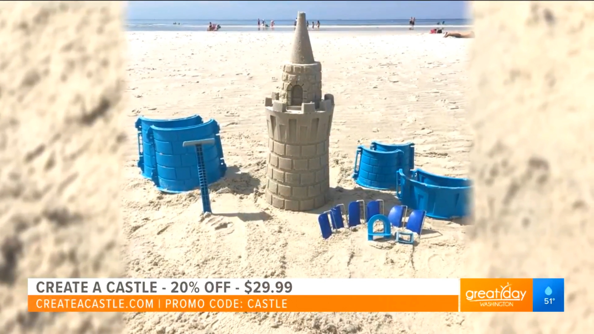 CREATE A CASTLE - Starting at $29.99Shop Now