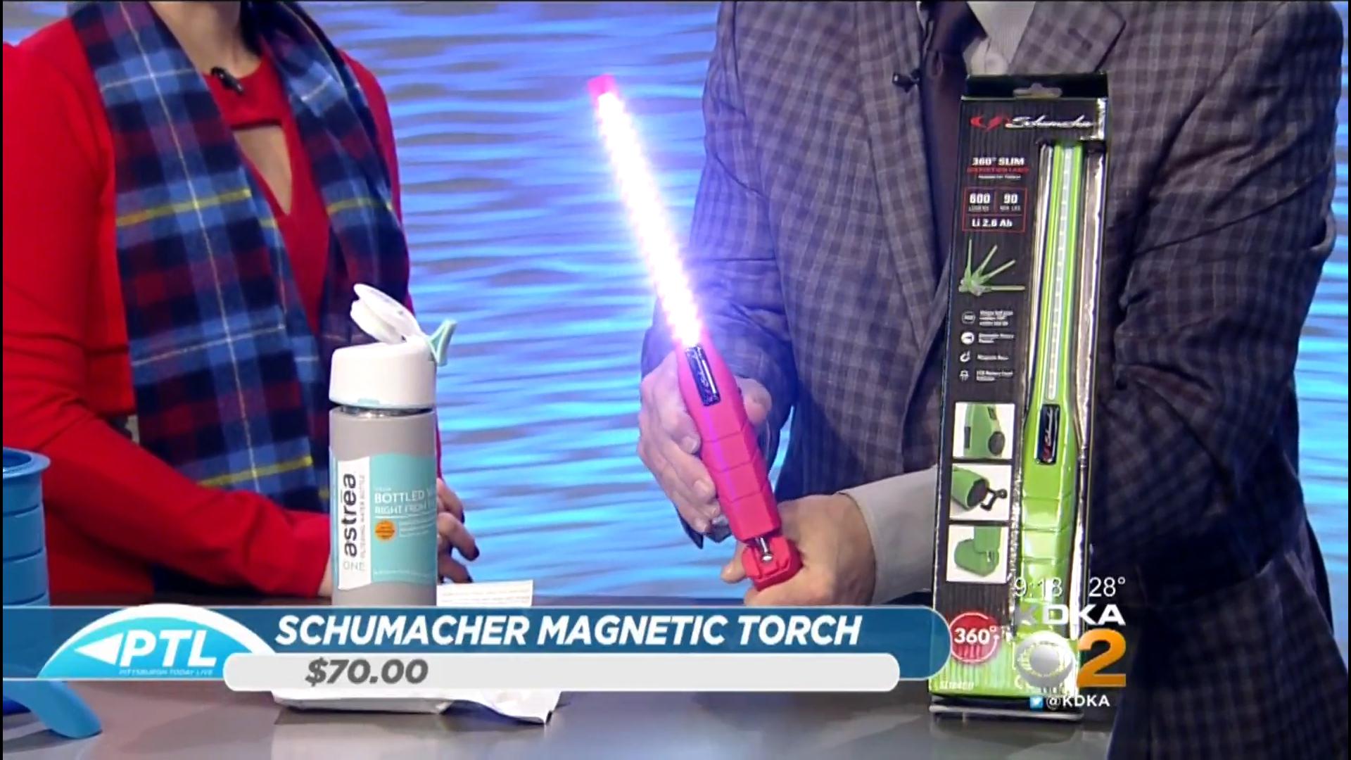 SCHUMACHER SL184GU MAGNETIC TORCH - $70.00Shop Now