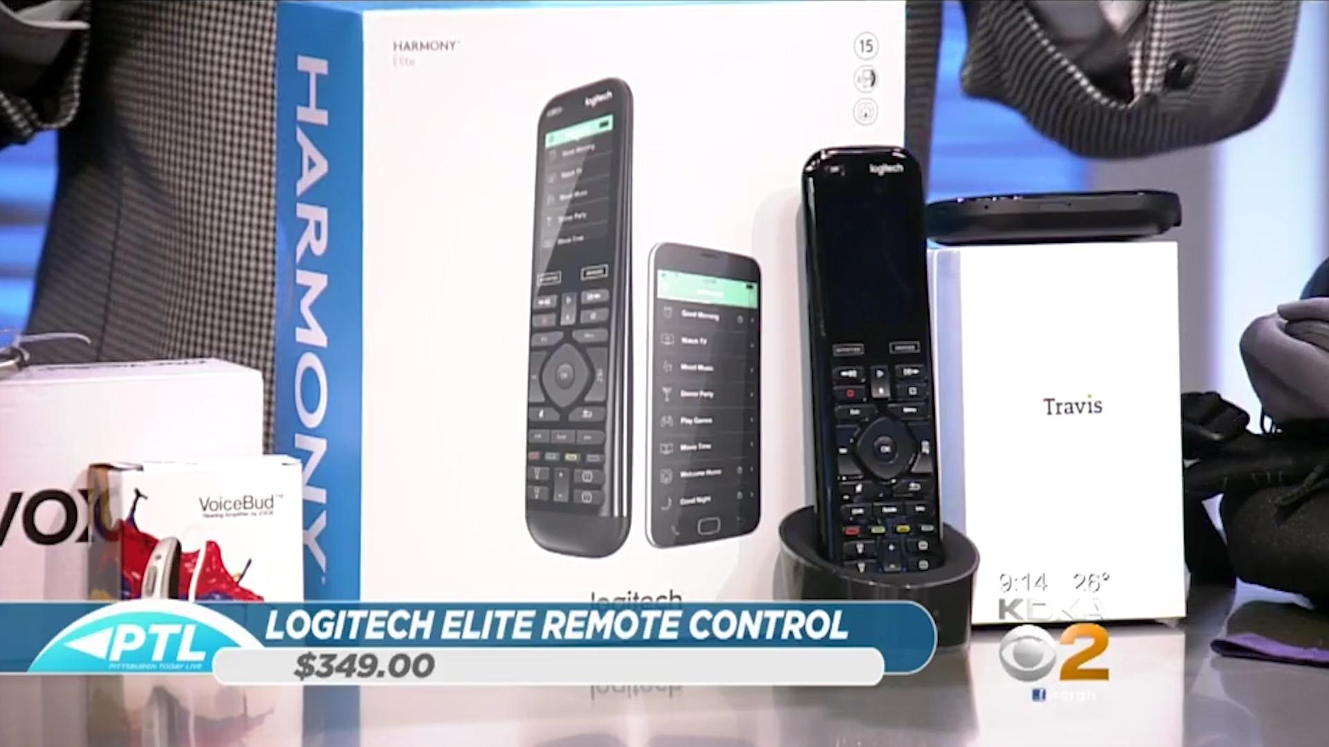 HARMONY ELITE REMOTE CONTROL by LOGITECH - $349.00Shop Now