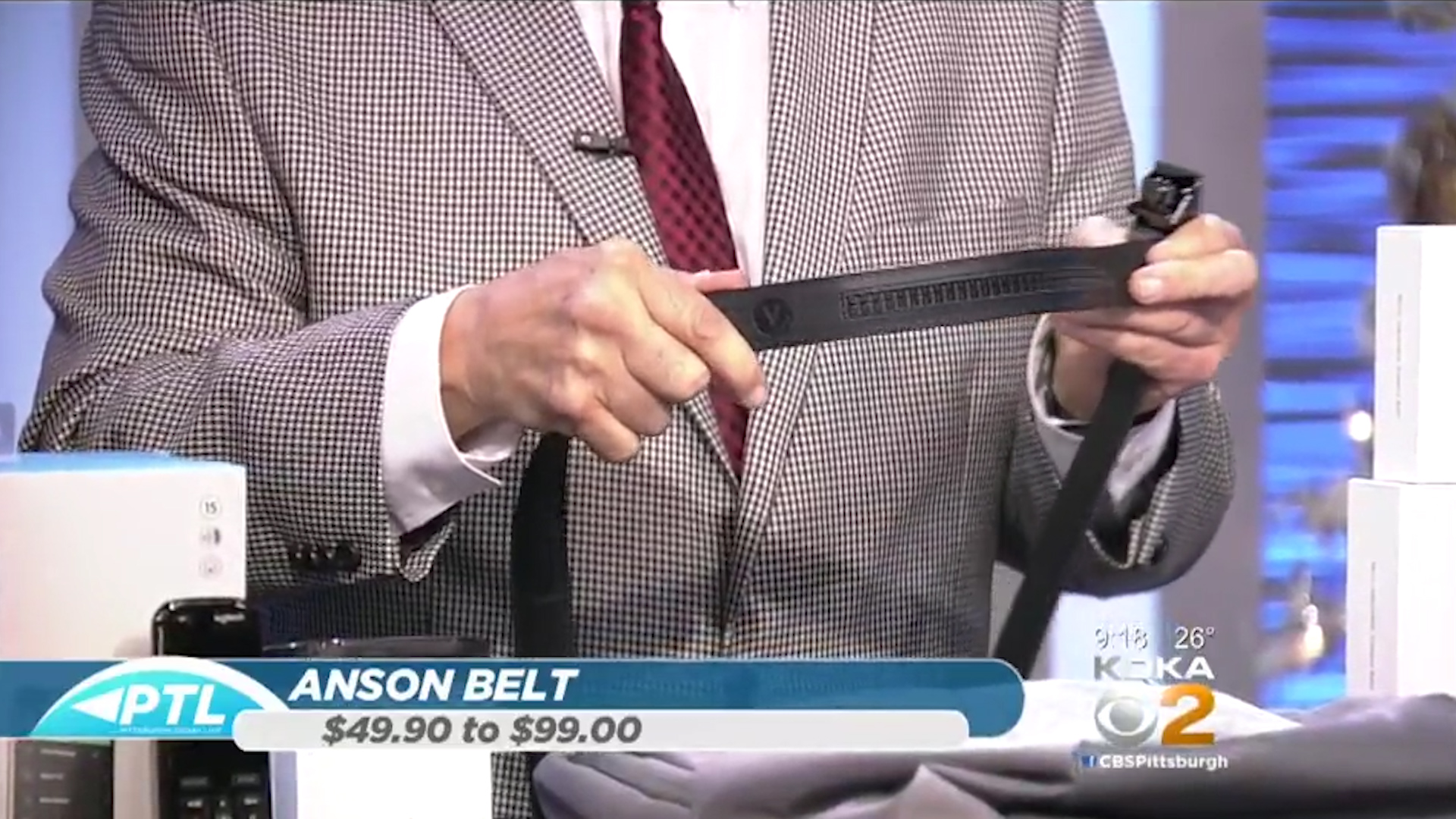 ANSON BELT - $49.90 to $99.00Shop Now