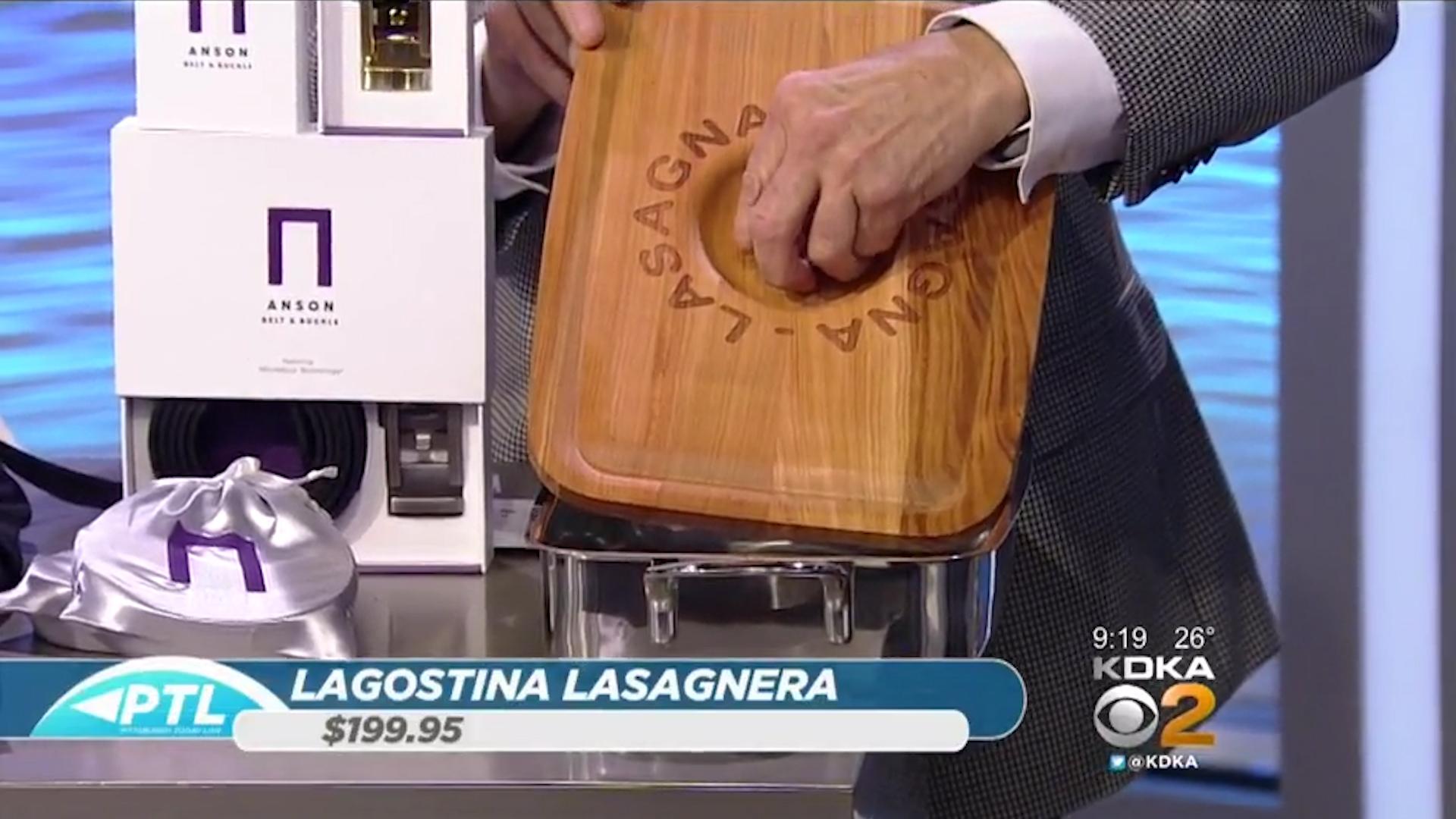 LAGOSTINA LASAGNERA - $199.95Shop Now