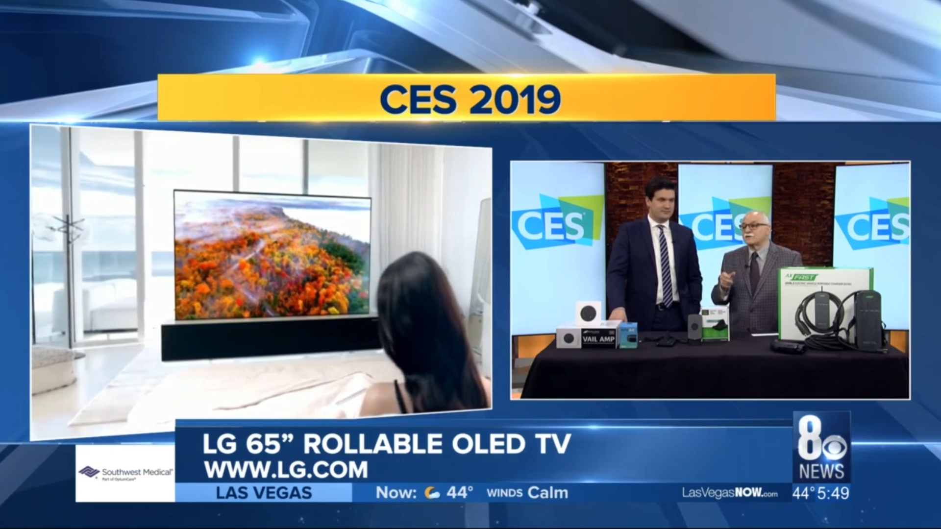 "LG 65"" Rollable OLED TV - Coming SoonShop Now"