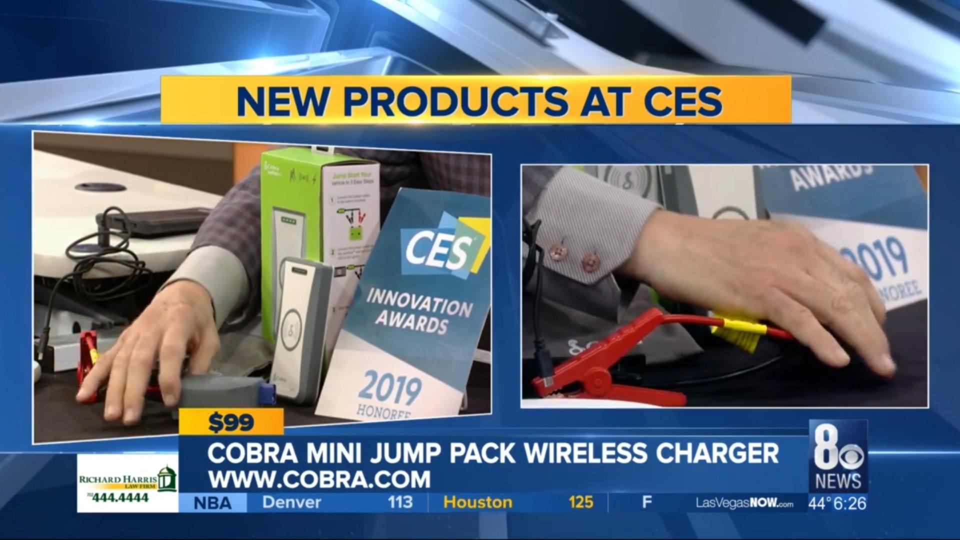 Cobra Mini Jump Pack - $99Shop Now