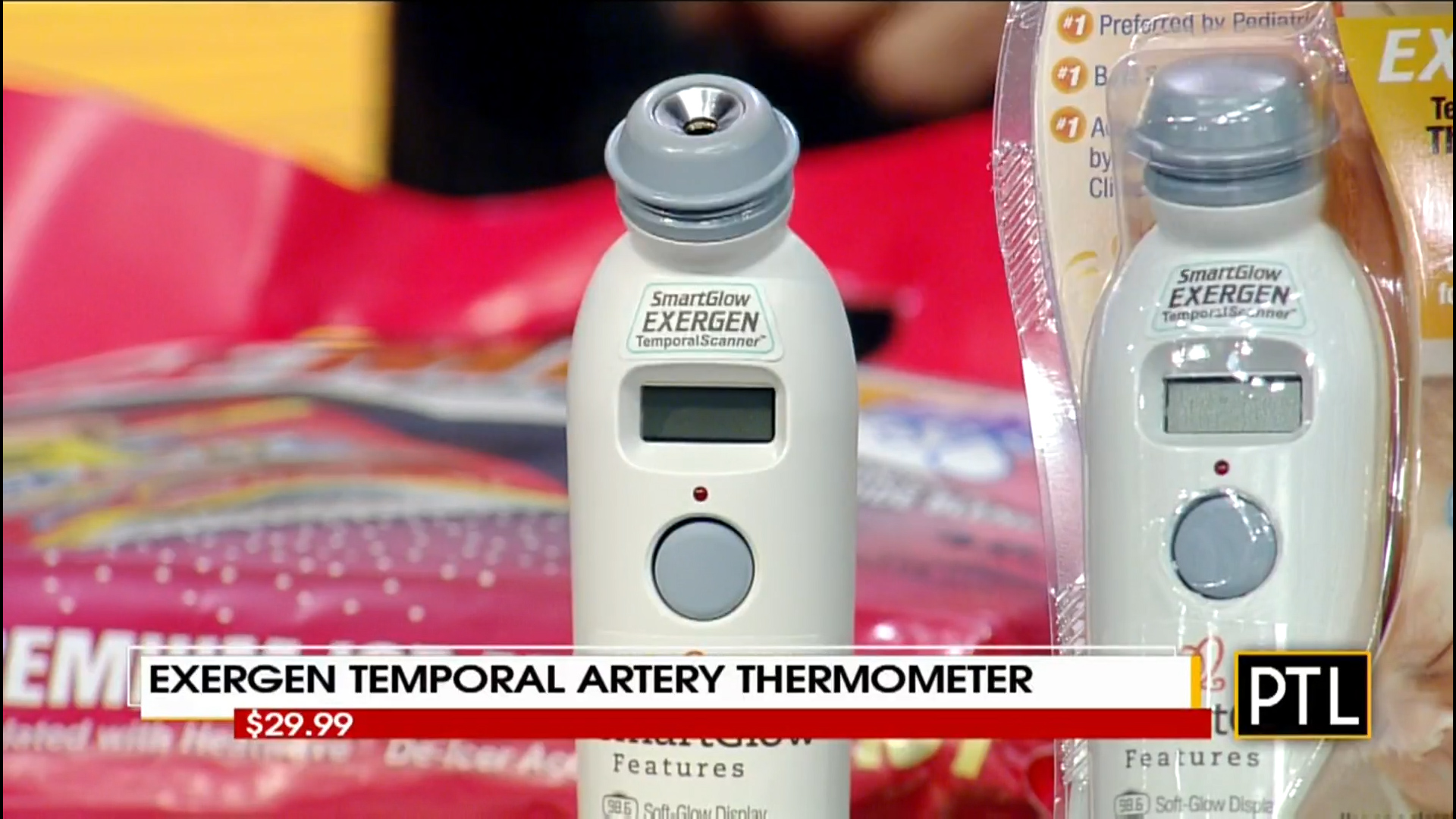 EXERGEN TEMPORAL ARTERY THERMOMETER - $29.99Shop Now