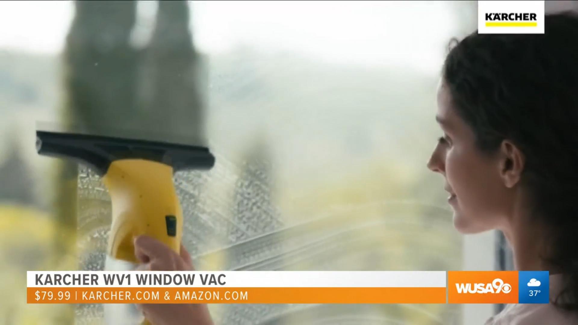 KARCHER WV1 WINDOW VAC - $79.99 at Karcher.com or Amazon.comShop Now