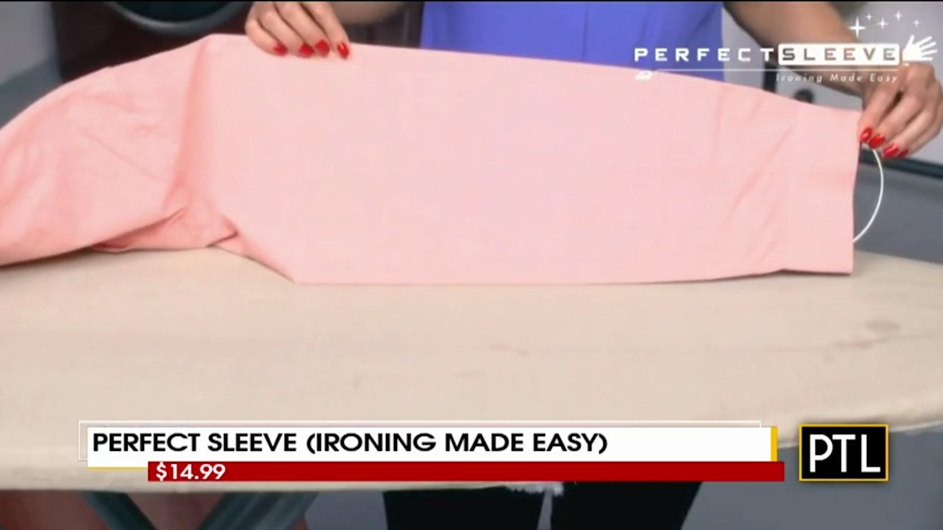 PERFECT SLEEVE (IRONING MADE EASY) - $14.99Shop Now