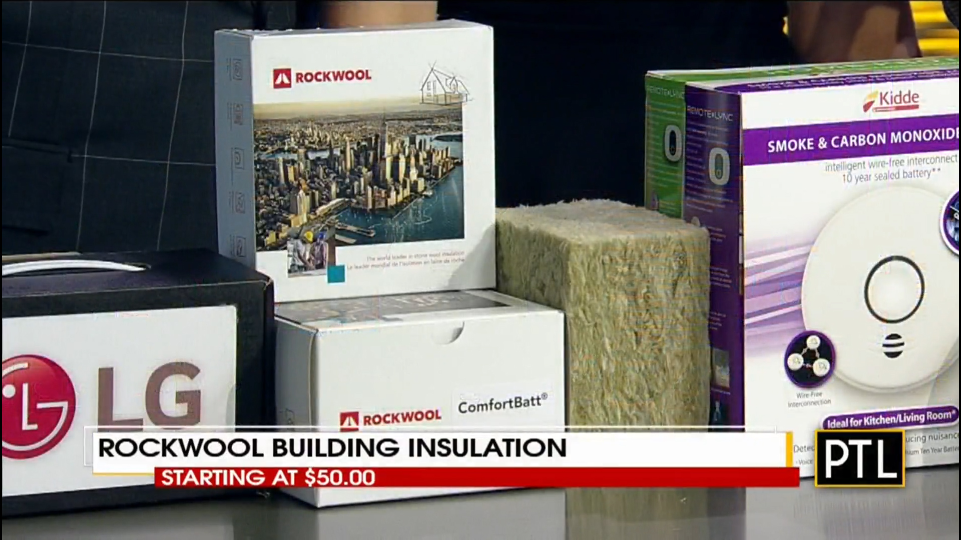 ROCKWOOL BUILDING INSULATION - Starting at $50Shop Now