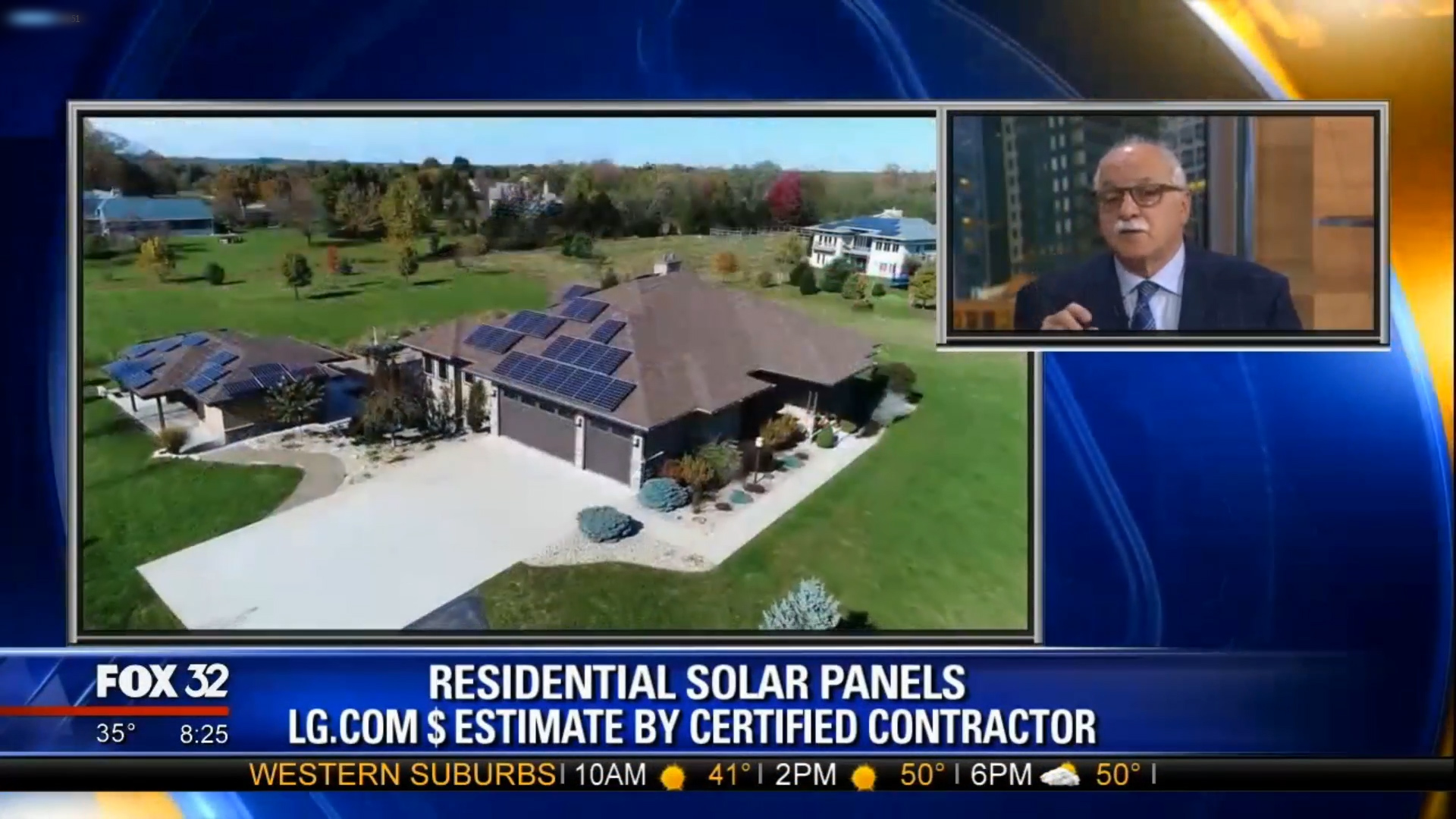 LG NeON RESIDENTIAL SOLAR PANELS - Estimate by Certified ContractorShop Now