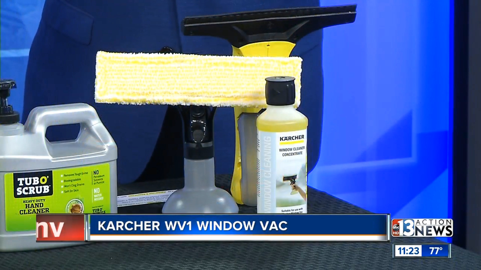 KARCHER WV1 WINDOW VAC - $79.99 at Karcher.com or Amazon.comShop Now