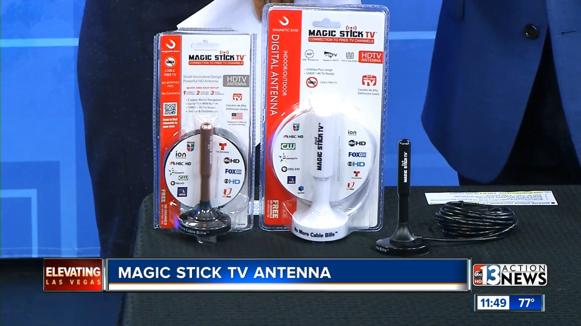 MAGIC STICK TV ANTENNA - Starting at $19.95Shop Now