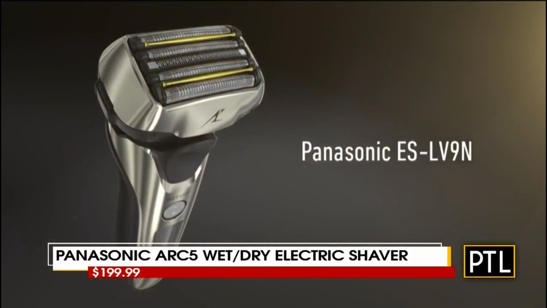 PANASONIC ARC5 WET/DRY ELECTRIC SHAVER - $199.99Shop Now