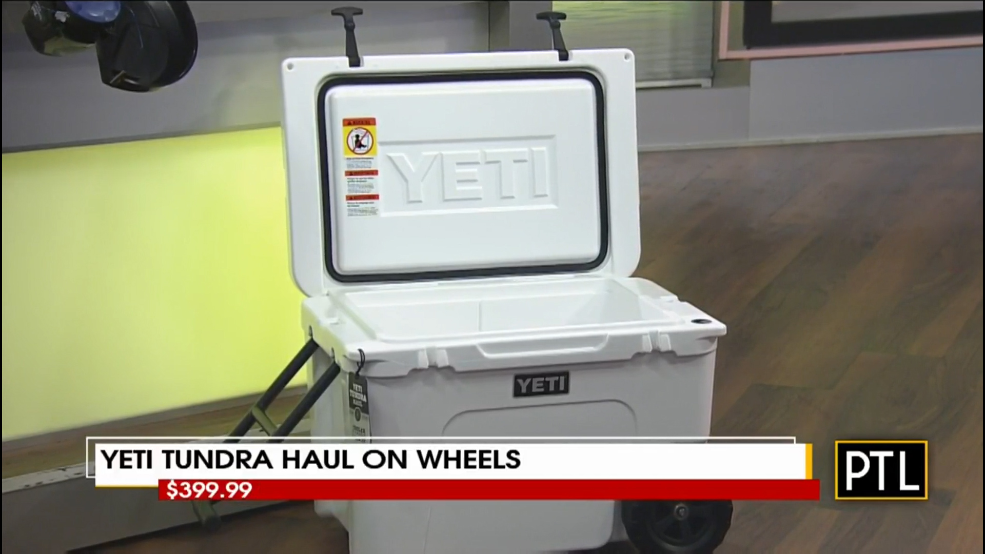 YETI TUNDRA HAUL on WHEELS - $399.99Shop Now