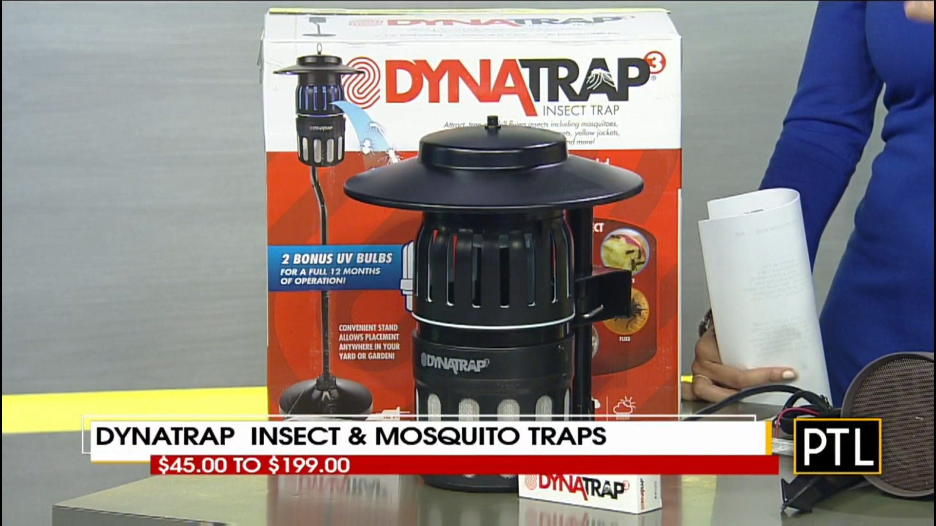 DYNATRAP INSECT & MOSQUITO TRAPS - $45.00 to $199.00Shop Now