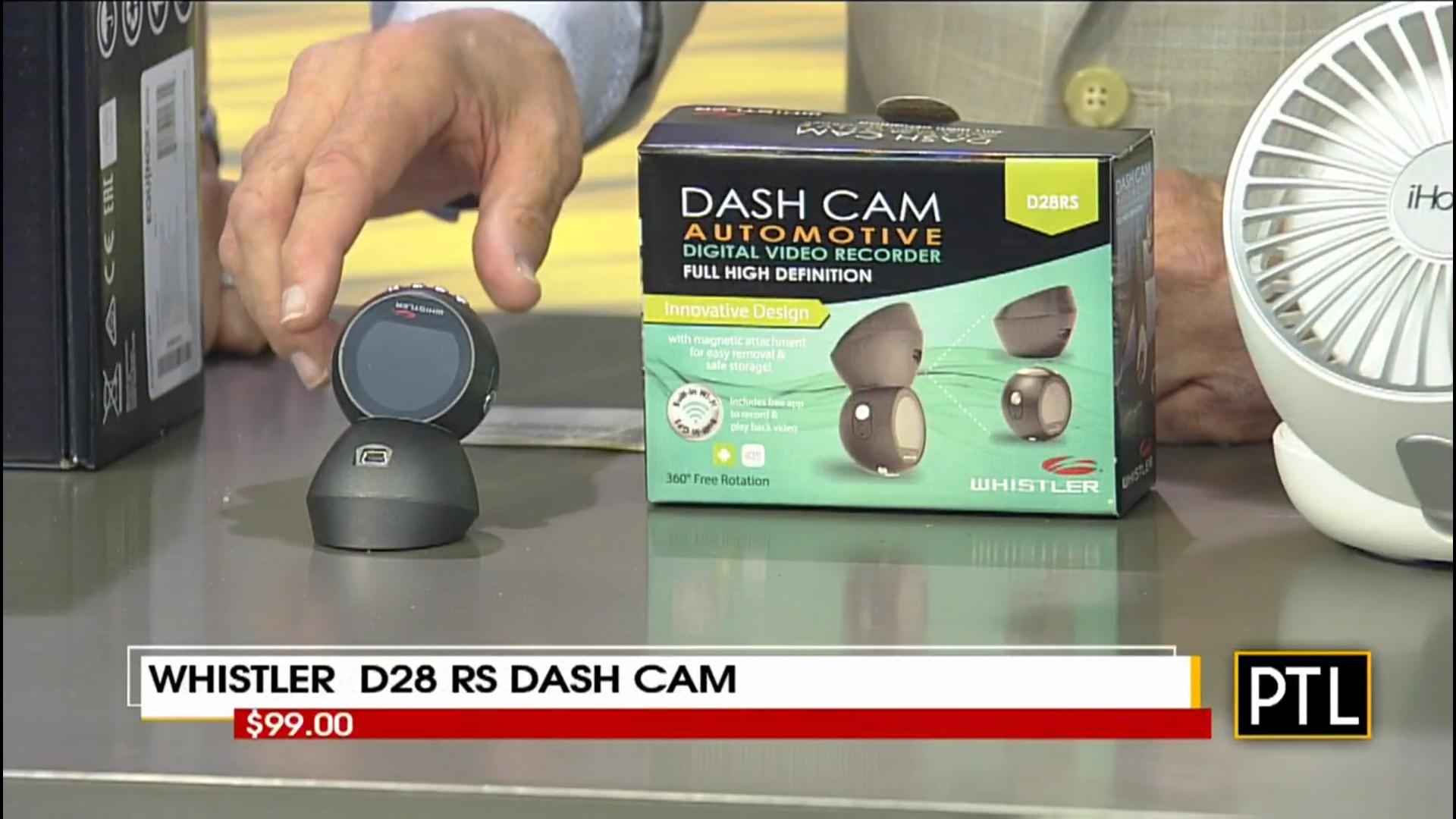 WHISTLER D28 RS DASH CAM - $99.00Shop Now