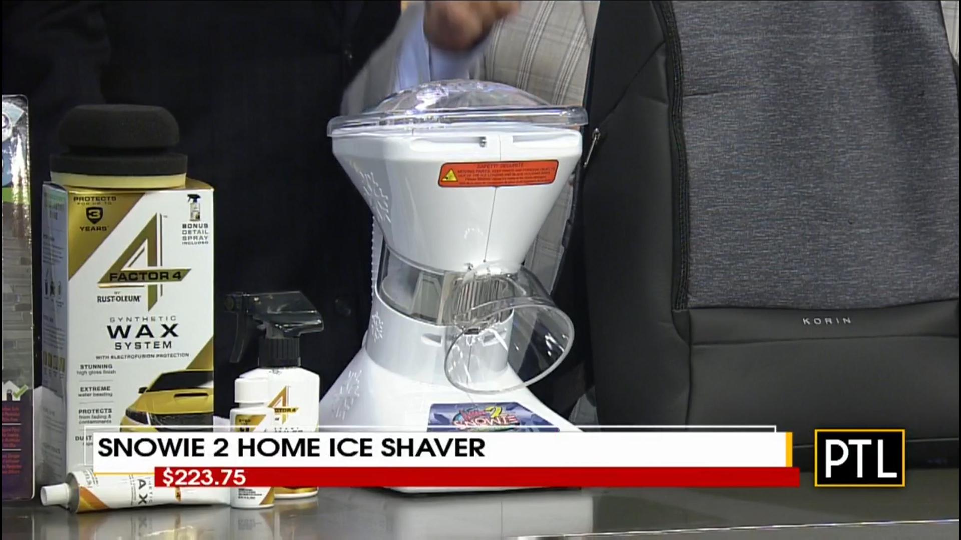 SNOWIE 2 HOME ICE SHAVER - $223.75Shop Now
