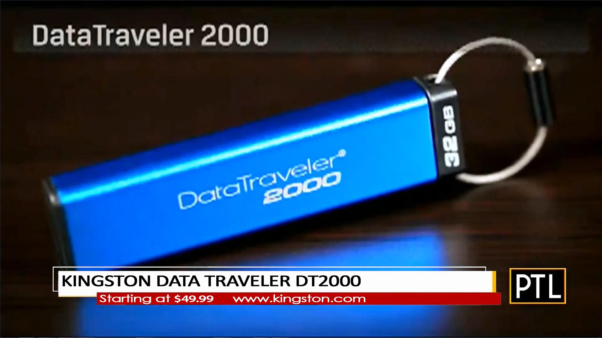 KINGSTON DATA TRAVELER DT2000 - Starting at $ 49.99Shop Now