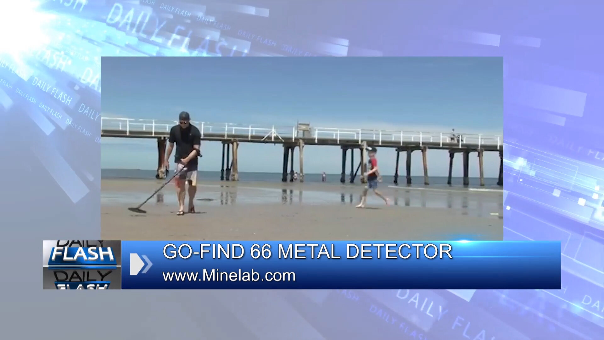 GO-FIND 66 METAL DETECTOR BY MINELAB - $249.00Shop Now