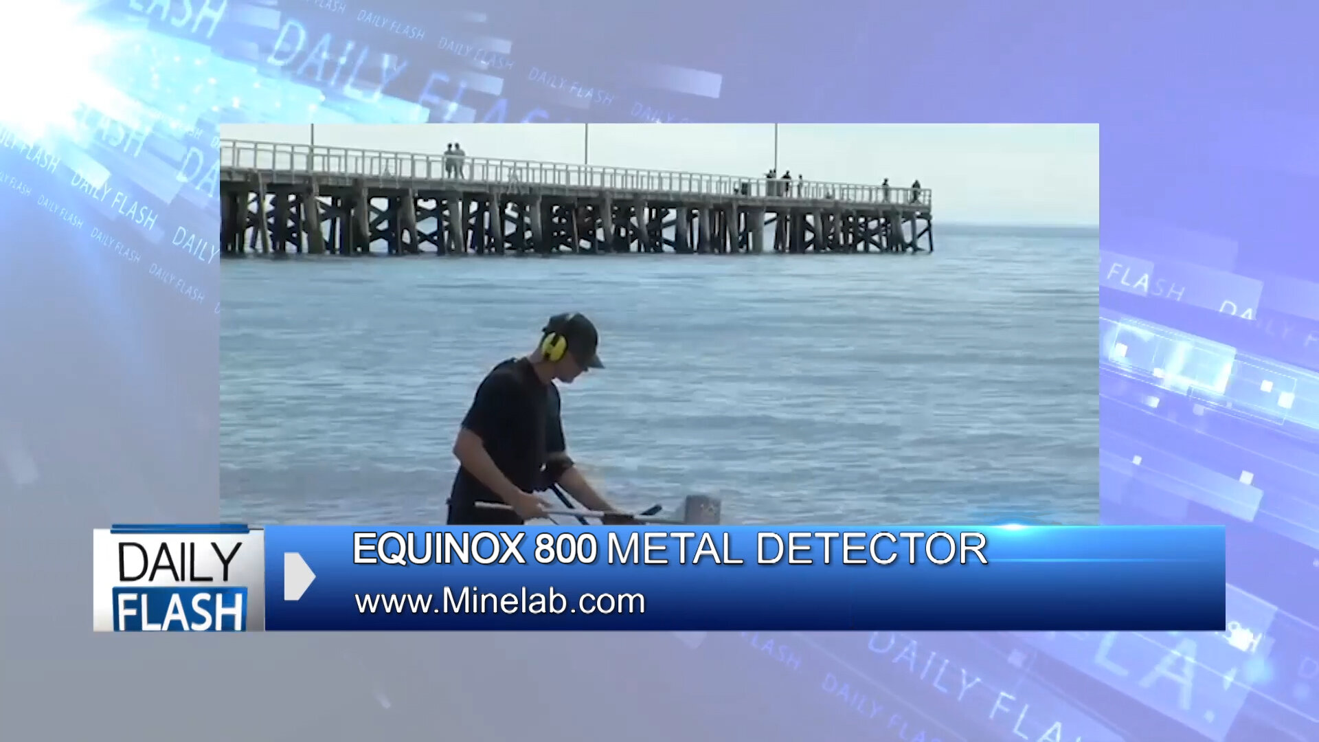 EQUINOX 800 METAL DETECTOR BY MINELAB - $899.00Shop Now