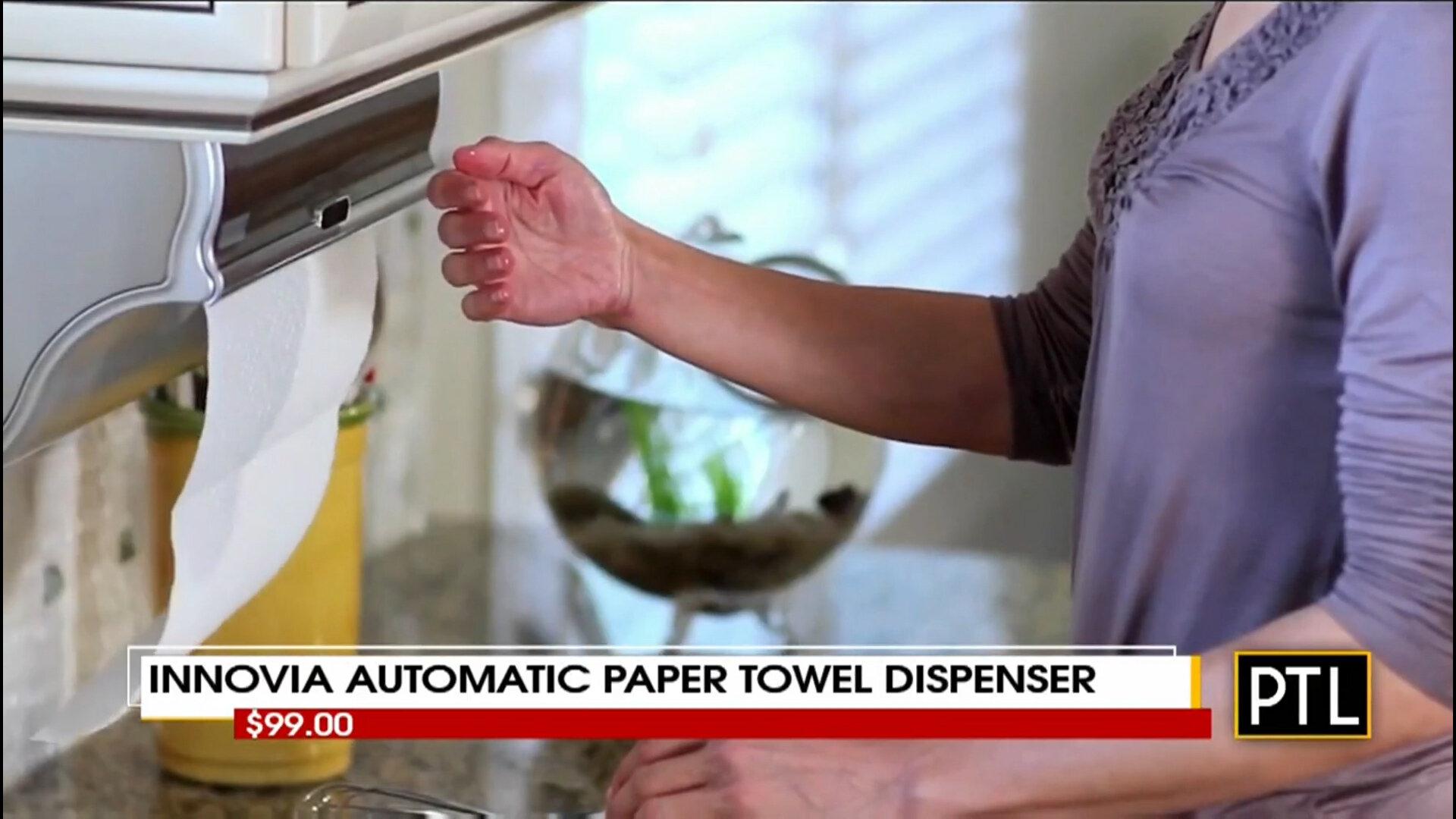 INNOVIA AUTOMATIC PAPER TOWEL DISPENSER - $99.00Shop Now