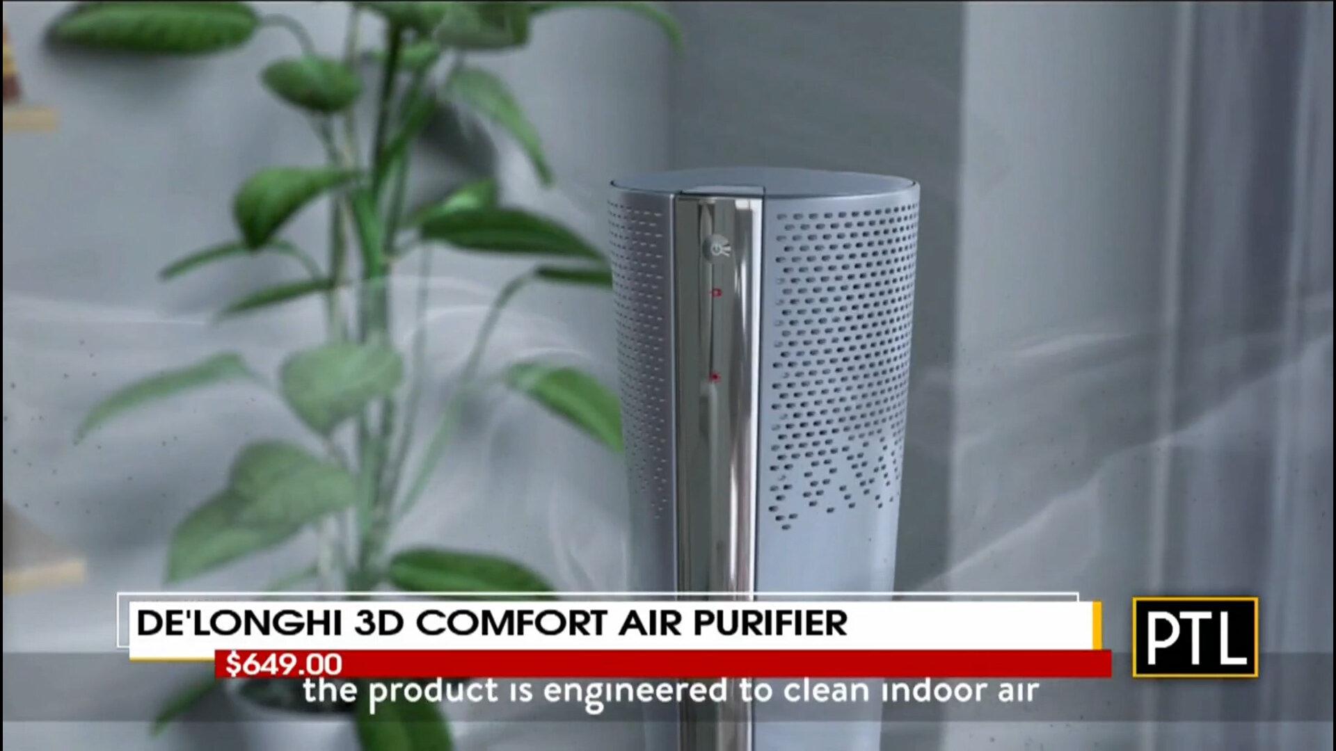 DE'LONGHI 3D COMFORT AIR PURIFIER - $649Shop Now