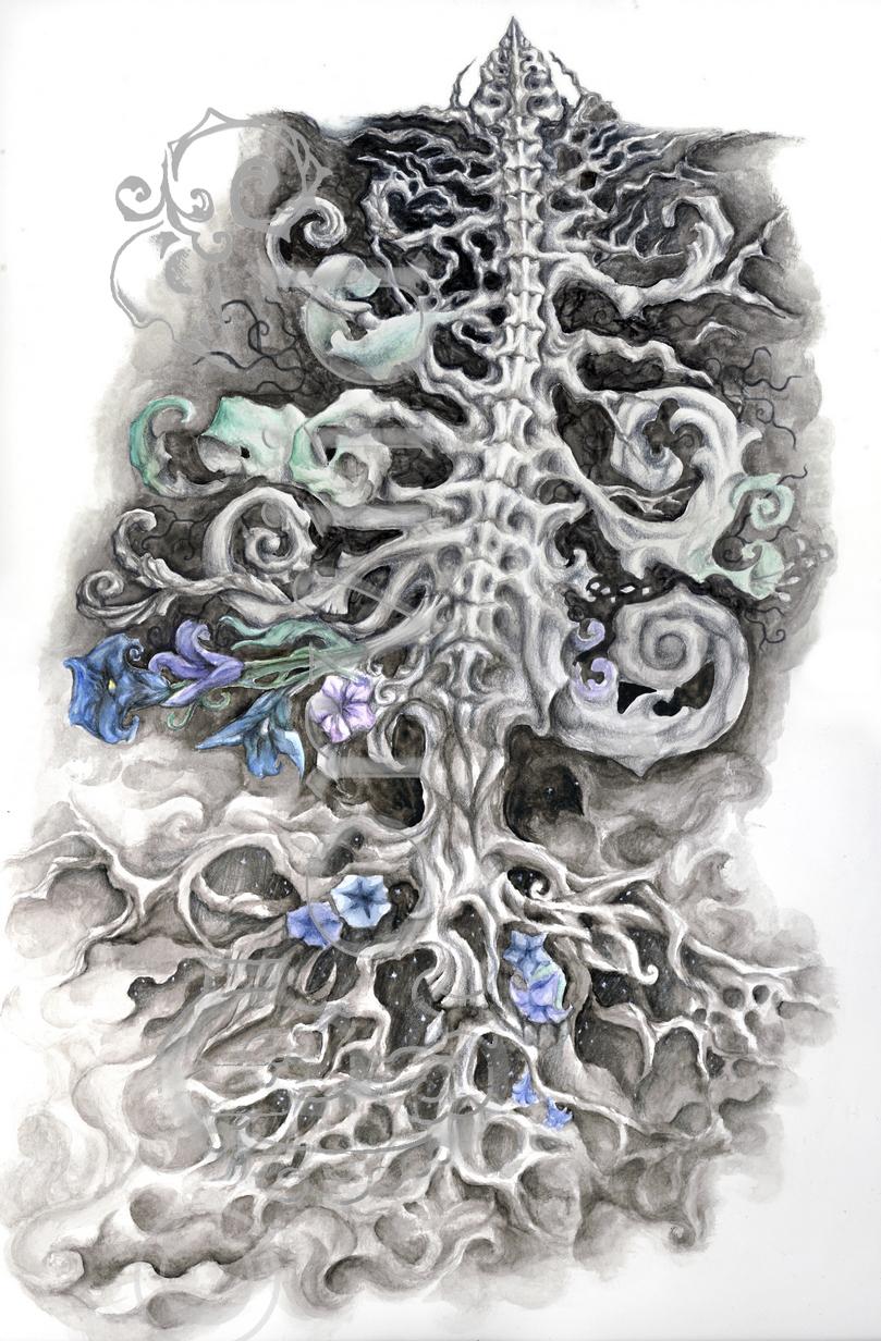 Nature 3/4 sleeve