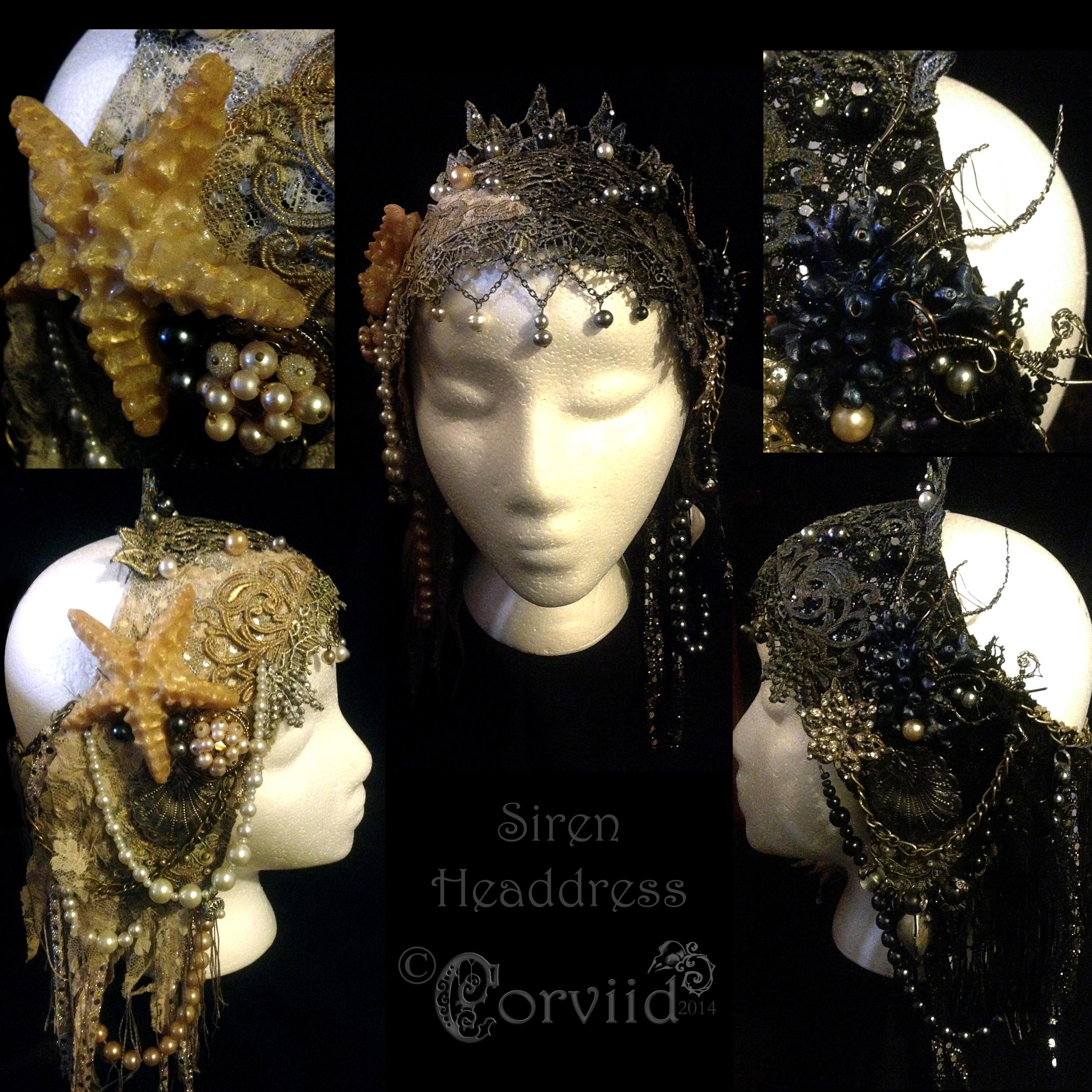 Siren Headdress