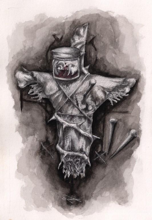 Death/Cursing Poppet