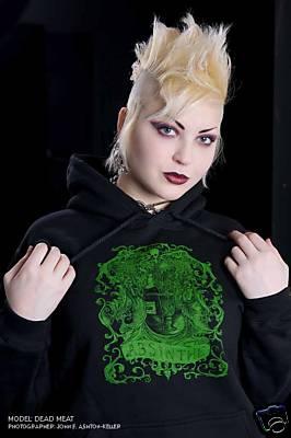 Nightmare Shirts Absinthe design