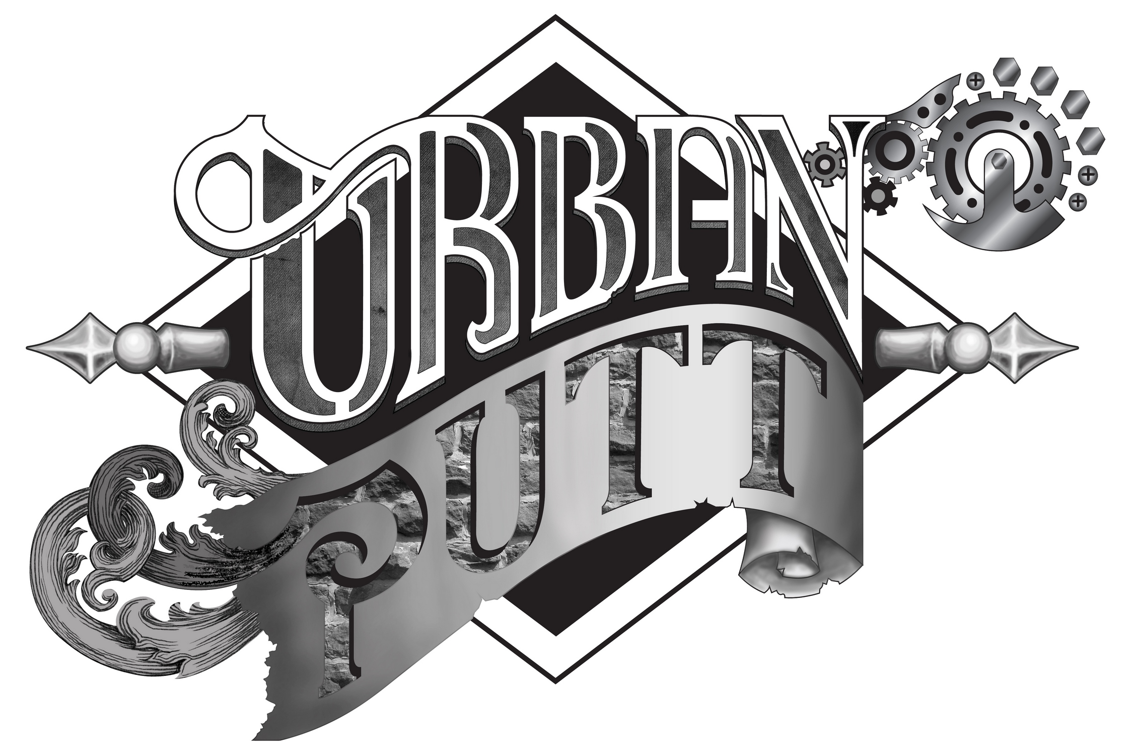 Urban Putt logo