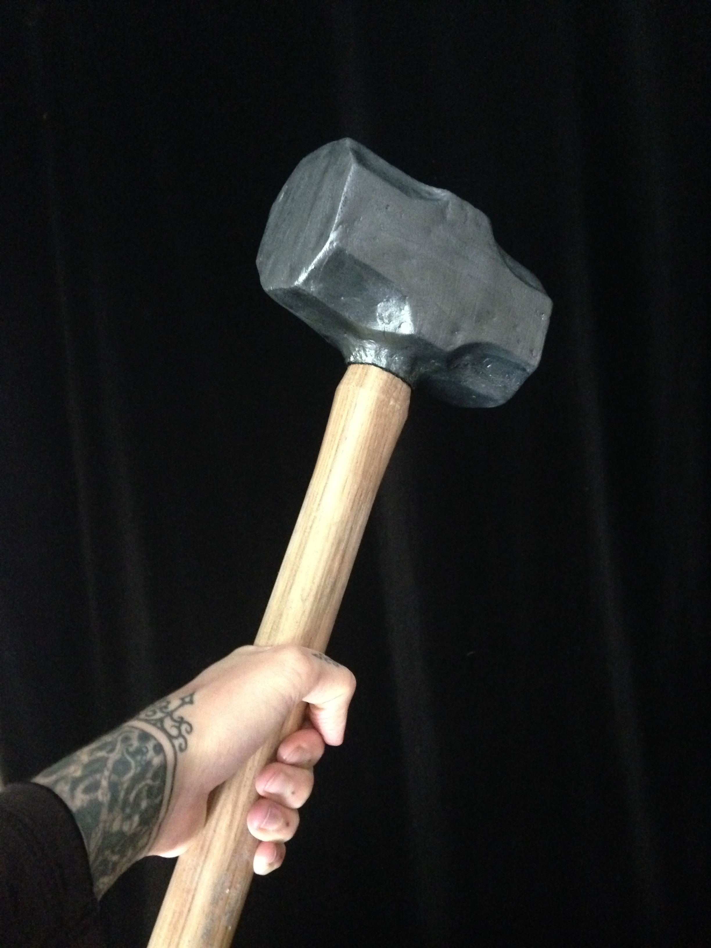 Prop sledgehammer