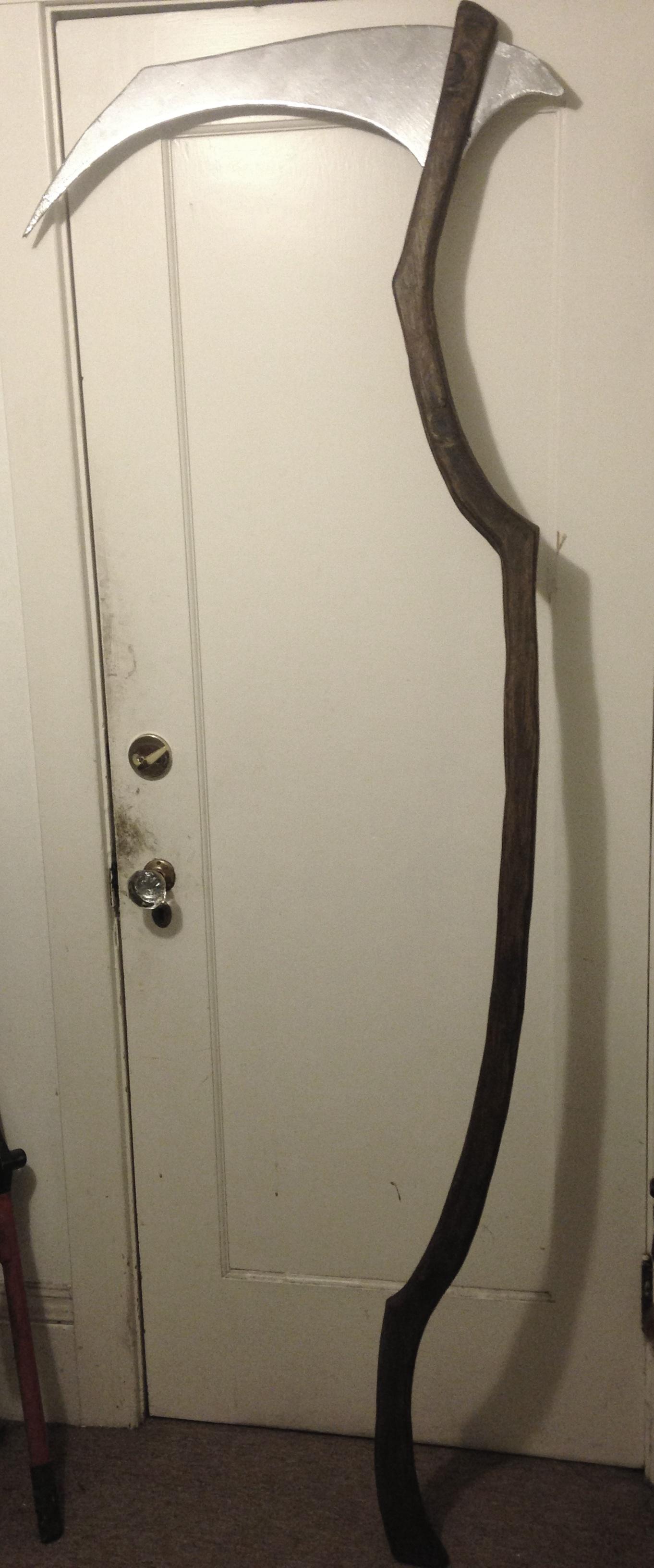 Prop scythe