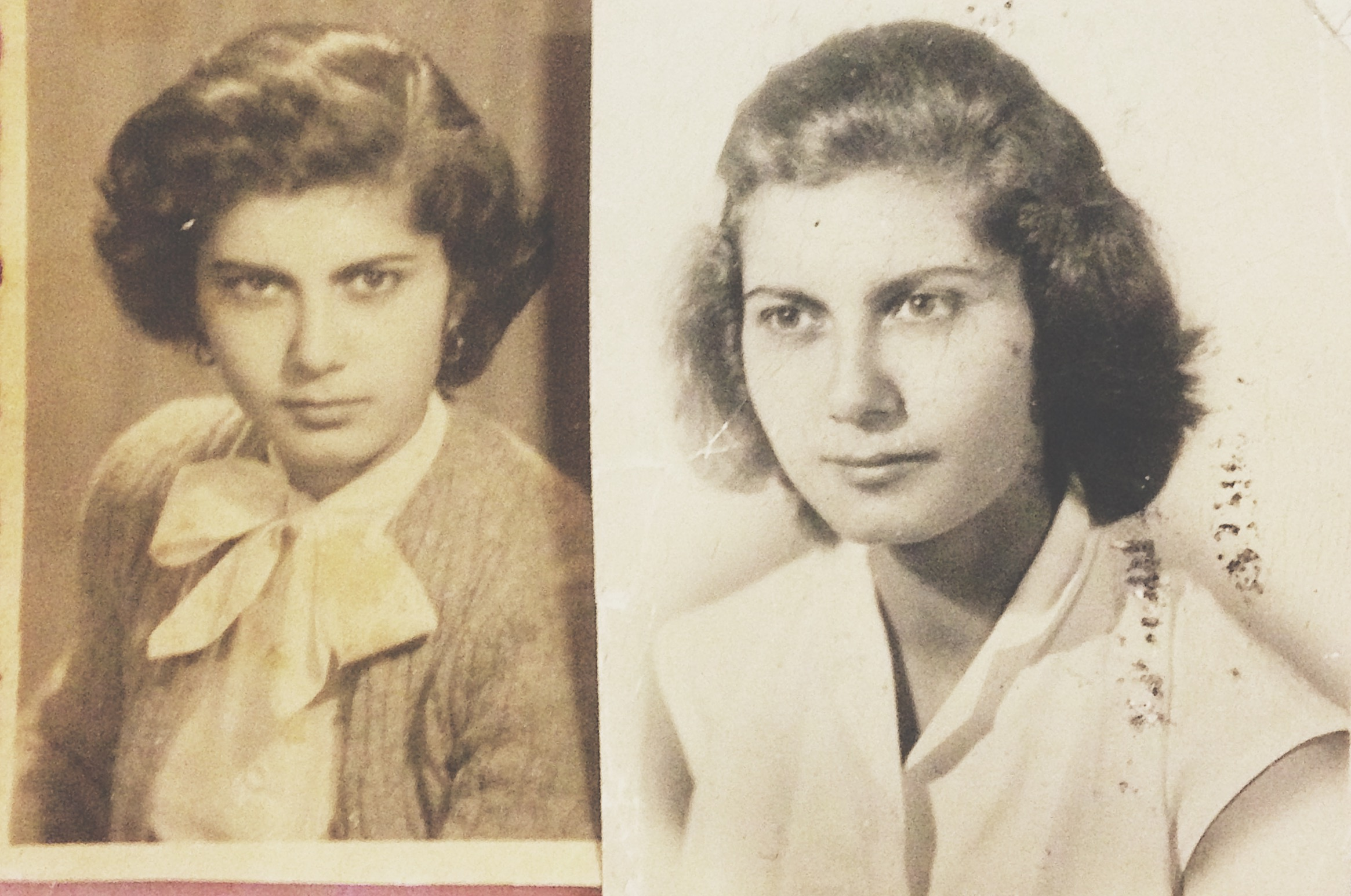 Pictures from my grandfather, of Odette.